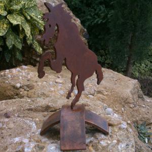 caballo de hierro